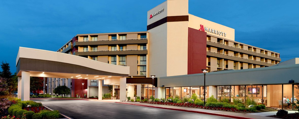 Marriott Hotel in Dayton, Ohio