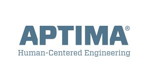 Aptima Engineering logo in color