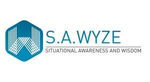 S.A. Wyze logo in color