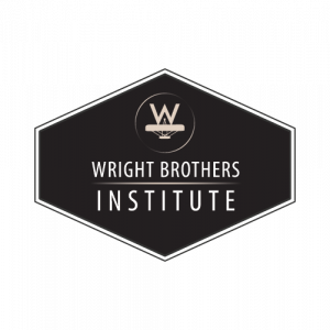 Wright Brothers Institute logo in color