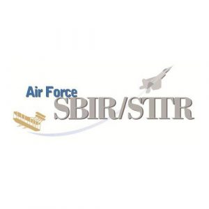 air force SBIR/STTR logo in color